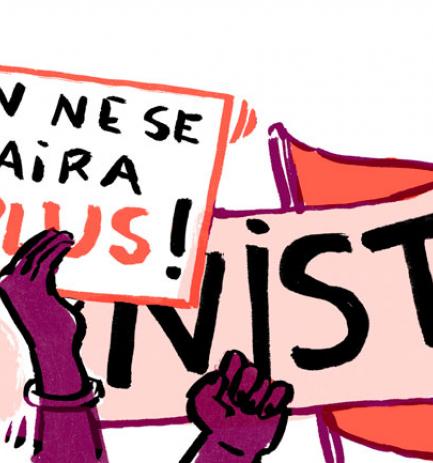 8 mars : Journée internationale de lutte pour les droits des femmes !